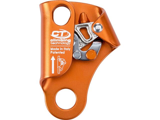 Climbing Technology Simple + Ascender, oranje